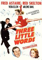 Three Little Words (1950) * Fred Astaire Region 2 (UK) DVD New