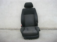 Fahrersitz Sportsitz VW Golf 4 Bora Sitz Ausstattung schwarz / grau