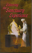 Sanctuary Doctrine~Entering the Sanctuary Experience Book~Seventh-day Adventist