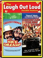 Cheech & Chong's Nice Dreams / Things Are Tough All Over [New DVD]