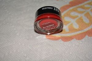 1 pc SEALED Loreal HIP JELLY BALM  #320 DELECTABLE@ $6.49 & FREE sh