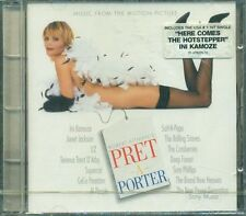 Pret A Porter Ost - U2/Terence Trent D'Arby/Rolling Stones/Cranberries Cd Ottimo