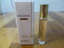 EMOZIONE SALVATORE FERRAGAMO ,SPRAY TRAVEL SIZE,EAU  PARFUM 10ml,BOX SEALED