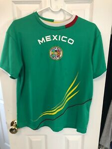 Mexico Football Kit Soccer Jersey Youth Jersey Size XL
