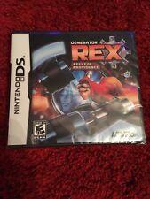 Generator Rex: Agent of Providence (Nintendo DS, 2011)