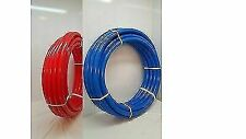 Badgerpipe 1/2 Inch 200ft Total 100ft Red and 100ft Blue Certified Non Barrier PEX Tubing