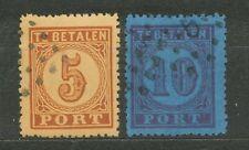 Nederland Port   1 - 2 gebruikt (2)