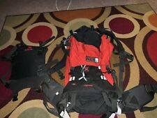 Vintage Osprey Himing Backpack L One Finesse Snow Board Adapter