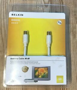 BELKIN Antenna Cable 90 dB  10m  BRAND NEW !!!