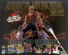 Duke Nukem 3D: Kill-A-Ton Collection PC CD Duke Nukem 1 & 2 alien game & add-ons