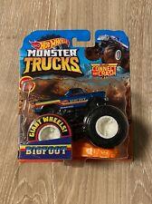 2019 Hot Wheels Monster Trucks Bigfoot #8 IN-HAND, SHIPS FAST