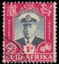 "SOUTH AFRICA 103b (SG111) - Royal Visit ""King George VI"" Afrikaans (pf1773)"