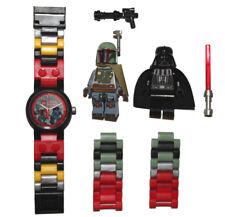 LEGO® Star Wars Darth Vader & Boba Fett Uhr, Armbanduhr Lego watch 8020813 NEU
