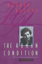 The Human Condition by Hannah Arendt (1998, Paperback)