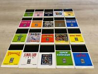 Turbo Grafx 16 TG16 Games You Pick - Tested - Free Stickers - US Seller
