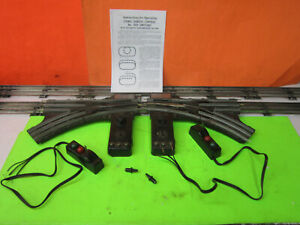 LIONEL 022 Remote Control Switches  O Gauge Trains