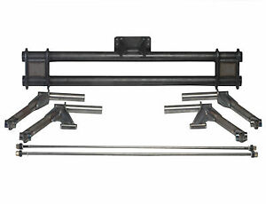 Pacific Customs VW Baja Suspension Kit With 6 Inch Wider Beam And 2.25 Inch Arms