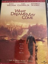 What Dreams May Come (Dvd, 1999) New Sealed Robin Williams Supernatural