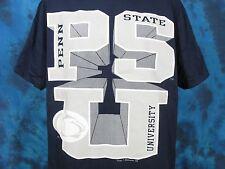 DEADSTOCK vtg 90s PENN STATE UNIVERSITY NITTANY LIONS T-Shirt XL pennsylvania