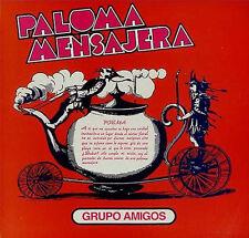 """Grupo Amigos:  """"Paloma Mensajero""""  (CD)"""