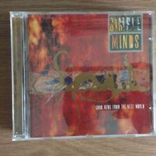 CDs de música rock simple minds