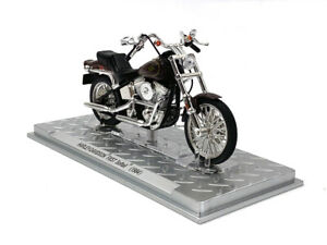 1/24 Harley-Davidson FXST Softail 1984 Motorcycle Model