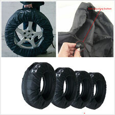 4 X Garage Mate Tire Storage Protection Cover Carry Tote Bag Car Seasonal Spare