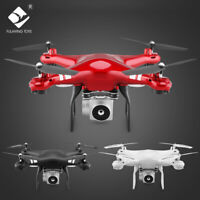 X52 2.4Ghz Remote Control Quadcopter HD WiFi FPV Camera RTF Headless RC Drone FD