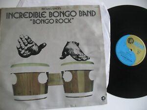 """THE INCREDIBLE BONGO BAND """"BONGO ROCK """""""" lp"""