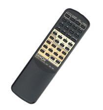 DENON rc-194 ORIGINAL SYSTÈME AUDIO d-c30 Télécommande / Remote Control 878
