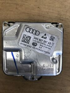 OEM VW Audi Porsche LED Headlight Control Module LED 4M0907397AD