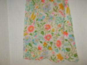 Warners' Vintage Women's 5929 White Floral Print Size Ex.Small NWOT!!!