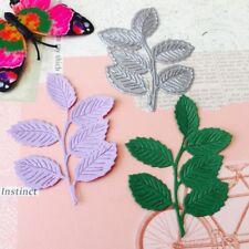 Leaves Cutting Dies Stencil DIY Scrapbooking Embossing Album Paper Card Craft