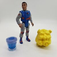 1988 The Real Ghostbusters Screaming Heroes Winston Zeddmore w/ Ghost & Slime