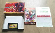 Rockman Zero 3 Z3 Mega Man - Nintendo Gameboy Advance GBA - NTSC-J JAP JAPAN