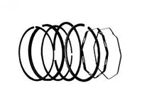 PISTON RING SET FOR BRIGGS & STRATTON 298983, +.010 OVER   3 - 5 hp ENGINES