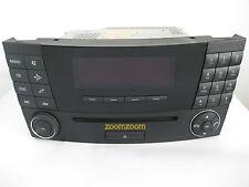 Mercedes Benz Radio CD Player MF2310 E klasse W211 A2118701189 Audio 20 MF 2310