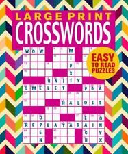 Large Print Crosswords, Arcturus Publishing Limited
