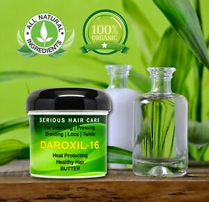 Best Hair Loss Re-Growth Butter Cream Treatment 16 Organic and Essential Oils
