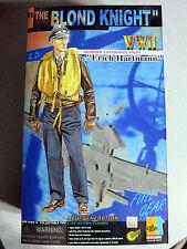 """Dragon 12"""" Action Figure German Luftwaffe Pilot Erich Hartmann The Blonde Knight"""