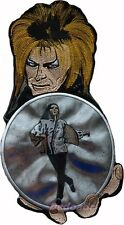 Labyrinth Embroidered Big Patch David Bowie Jareth Goblin King Sarah in Sphere