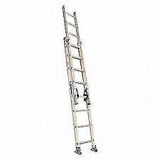 LOUISVILLE Extension Ladder,Aluminum,16 ft.,IA, AE2216 AE2216