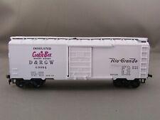 Roundhouse - Denver & Rio Grande Western - 40' Box Car # 60004