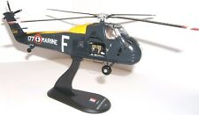 RAF helicopter UH-34D Choctaw France Marine model diecast  1:72 metal