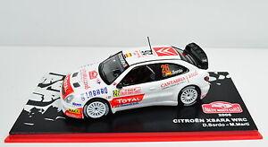Citroen Visa Xsara WRC Rallye Monte-Carlo 2006 #26 scale 1:43