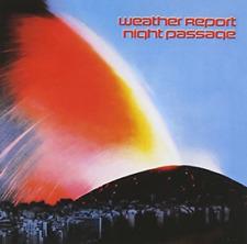 *NEW* CD Album Weather Report - Night Passage (Mini LP Style Card Case)