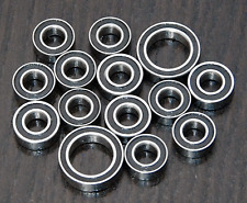 (14pcs) HPI BLITZ ESE PRO Rubber Sealed Ball Bearing Set