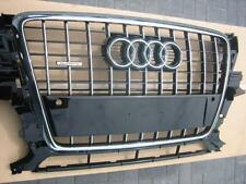 Audi Q5 original front grill PDC Chromgrill Chrom Grille S-Line brand new