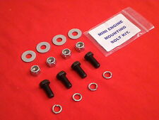 MINI ENGINE MOUNTING BOLT KIT. * FREE FIRST CLASS POST * ( UK ONLY)