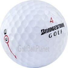 50 AAA+ Bridgestone E6 Used Golf Balls + Free Tees